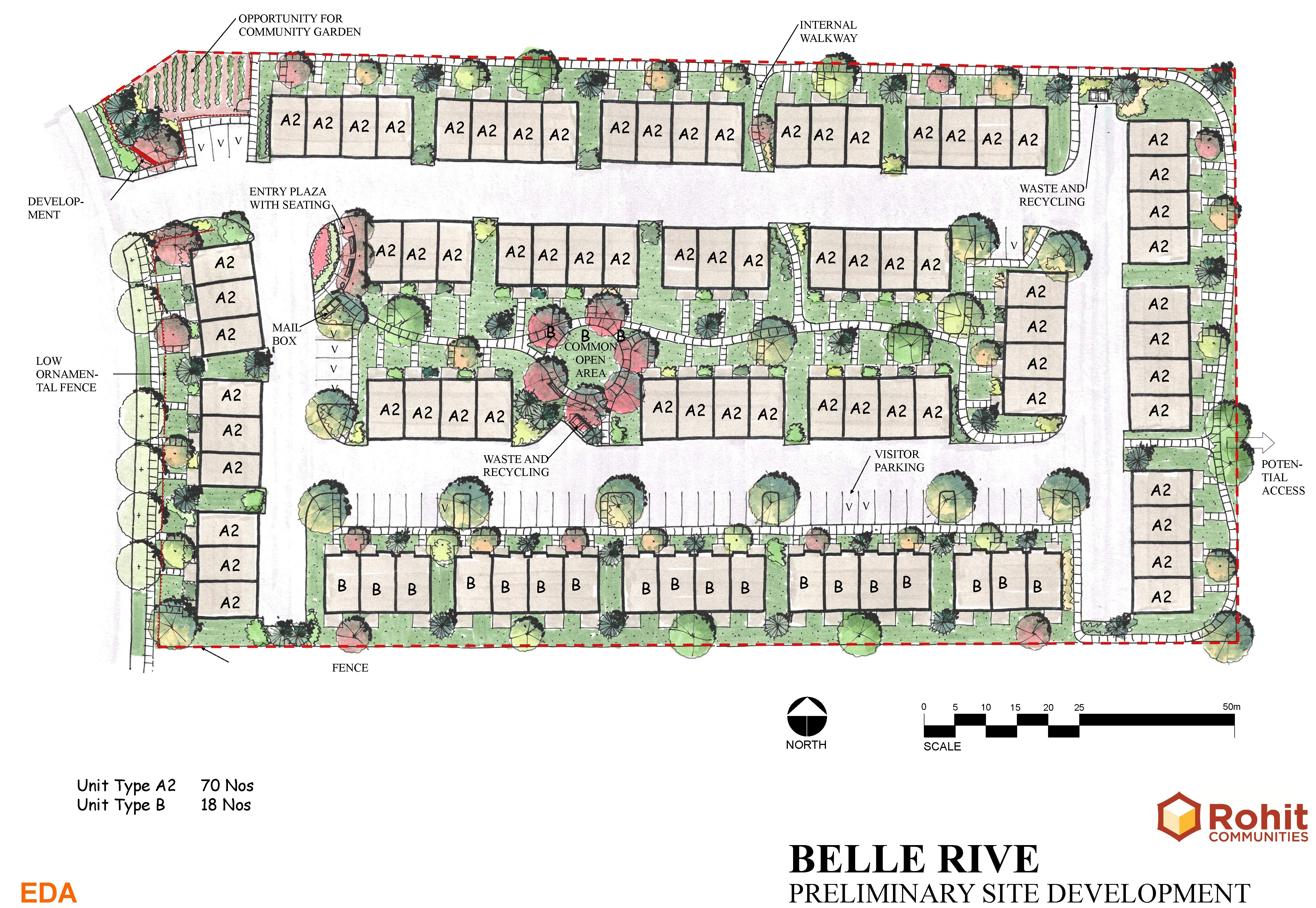 Belle rive community design engagement 3 first place for Bell rive